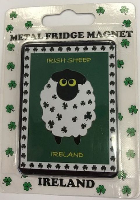 Liffey Artefacts Irish Magnet Irish Sheep